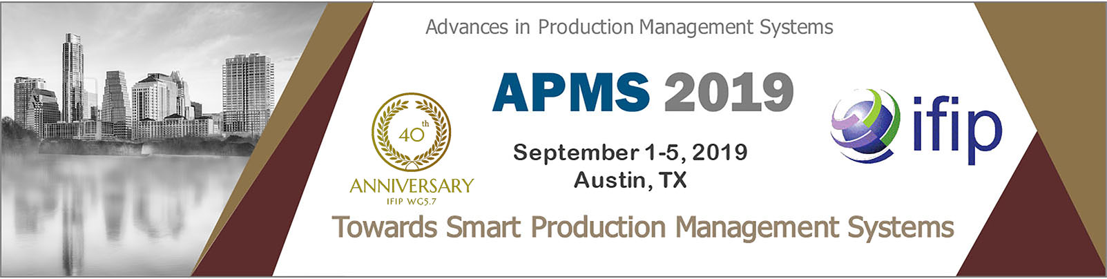 APMS Conference – IFIP